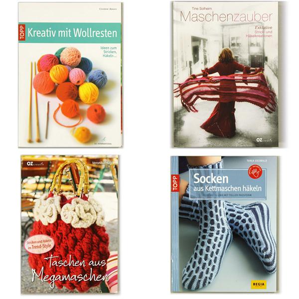 Handarbeitsbücher zum Thema Stricken