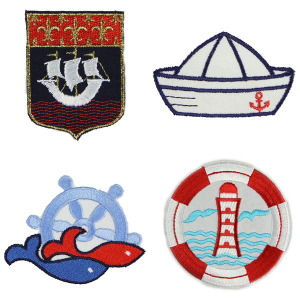 Aplicaciones para telas marítimas