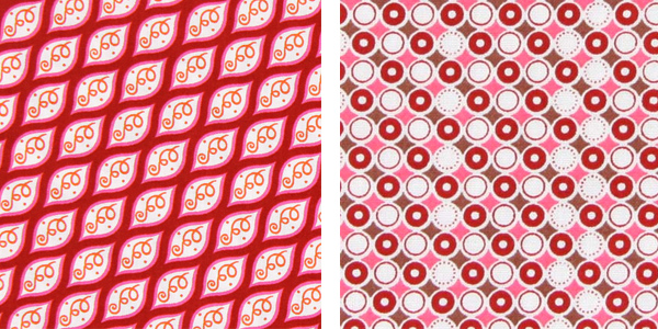 tante ema® fabrics with autumn designs