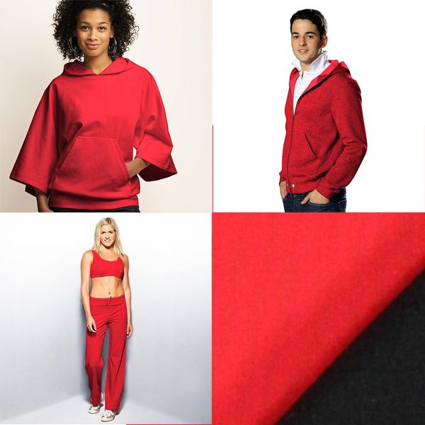 Fleece funcional de aquecimento