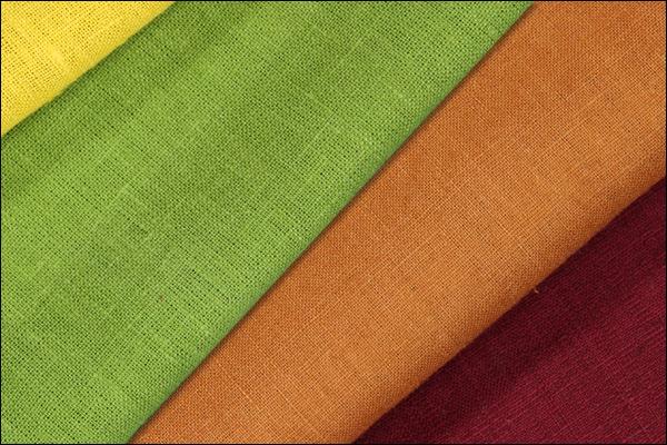 Il lino si veste di nuovi colori