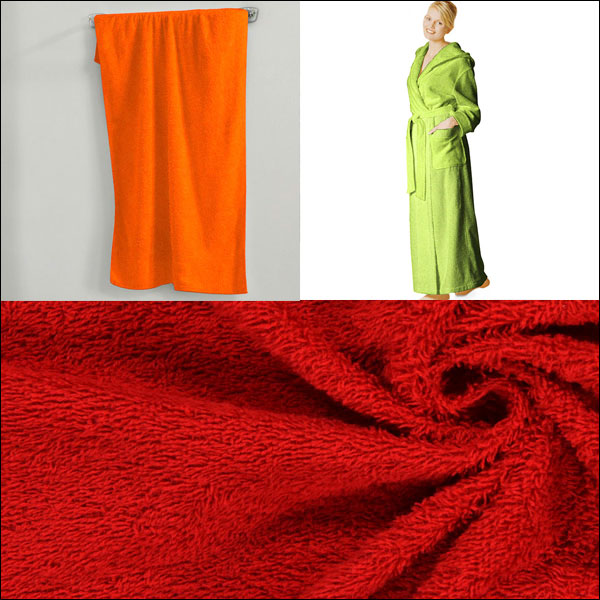 Nové barvy: froté
