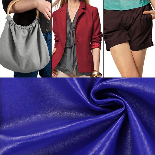 Imitation cuir nappa, nouvelles couleurs