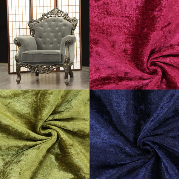 High-quality chenille fabric