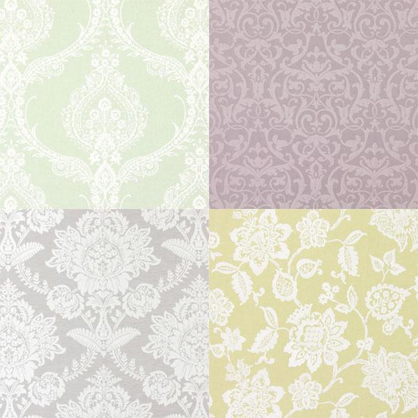 Tkaniny dekoracyjne w ornamenty