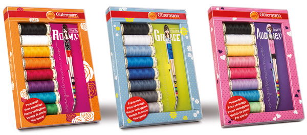 Gütermann creativ sets