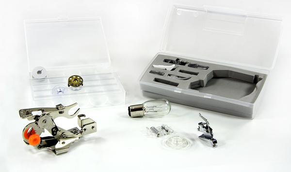 Accessoires pour machines à coudre