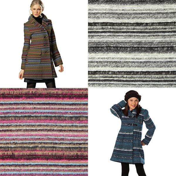 Tessuti in maglia di lana