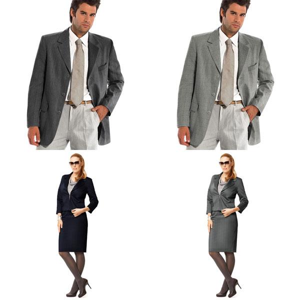 Kostymtyger i hög kvalitet av merino och kaschmir