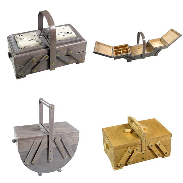 Caixas de costura