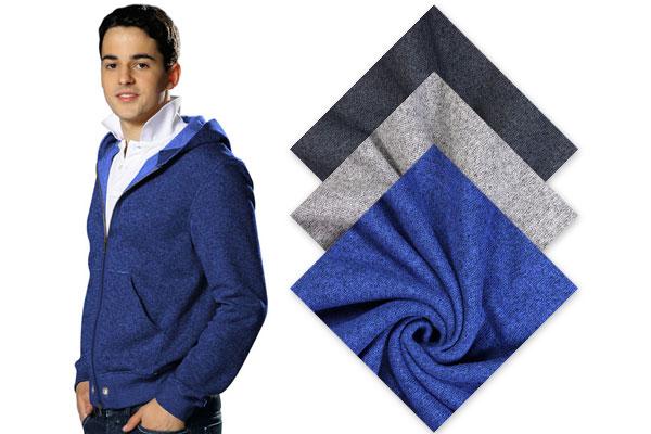 Malha de fleece