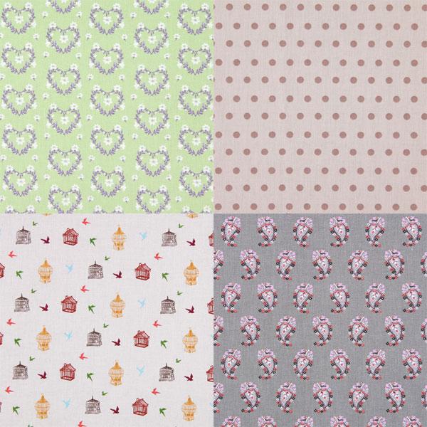 Patchwork fabrics