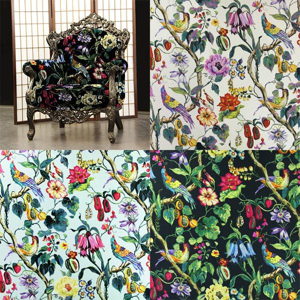 Tecidos decorativos de alta qualidade