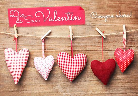 Telas y accesorios de costura para enamorados