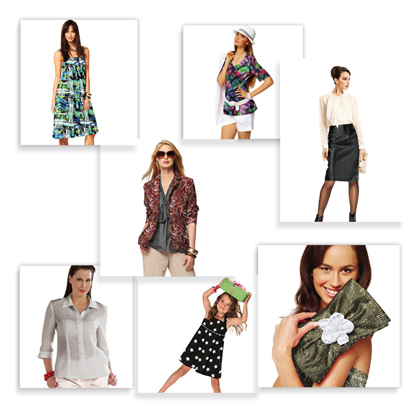 Collection printemps/été 2014 - les tendances mode