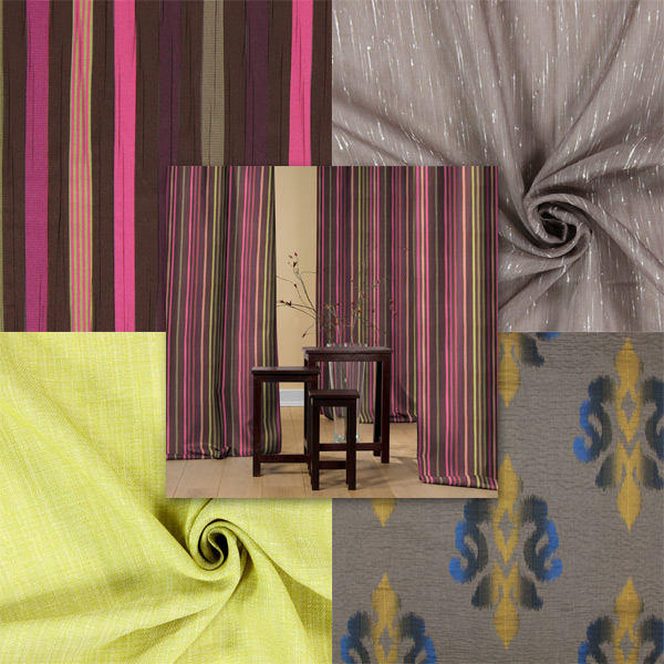 Tkaniny dekoracyjne marki ADO