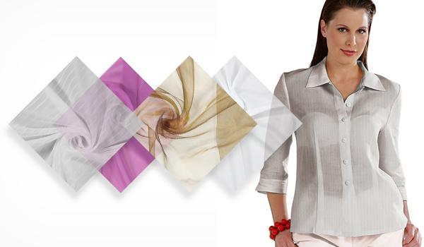 Trend w modzie: Przezroczyste tkaniny