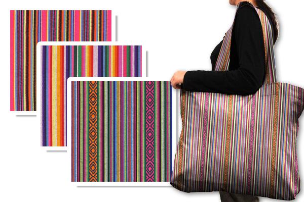 Telas para tejer folclóricas