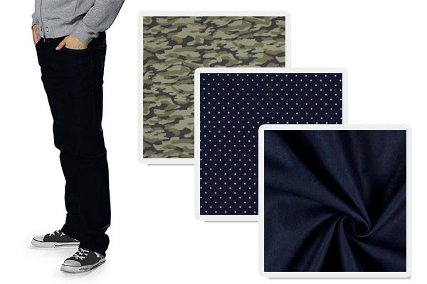 Tessuti jeans