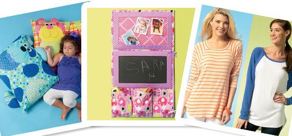 New Kwik Sew dressmaking patterns