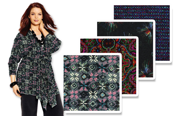 Tessuti in maglia