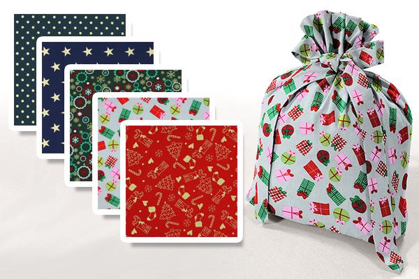 Tkaniny bożonarodzeniowe