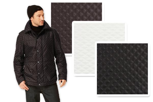 Top-stitched fabrics