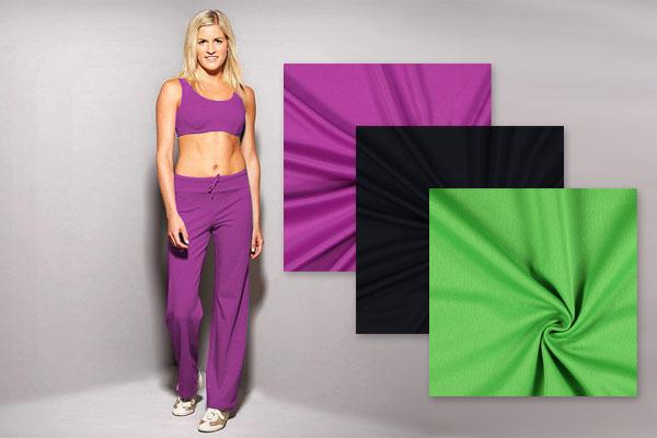 Telas para jersey con poliamidaTelas para jersey con poliamida