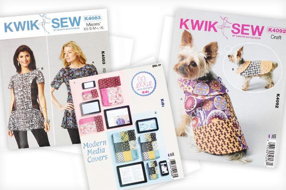 Cartamodelli di Kwik Sew