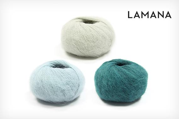 Lamana-Wolle