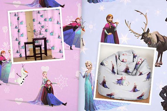 Telas de Disney