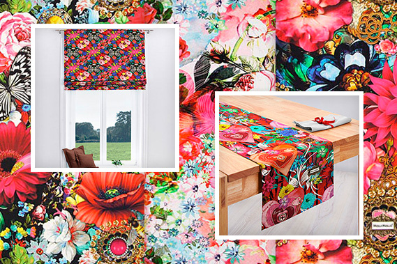 Tkaniny dekoracyjne Melli Mello
