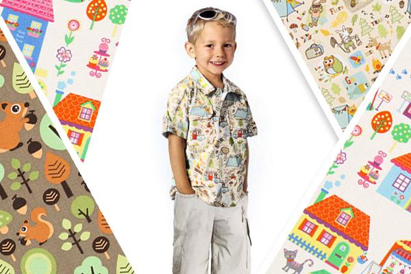 Tecidos cretone para ideias de decoração