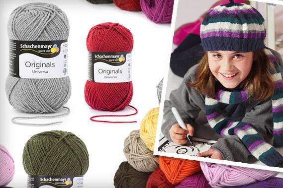 Nouvelles qualités de laine de Schachenmayr