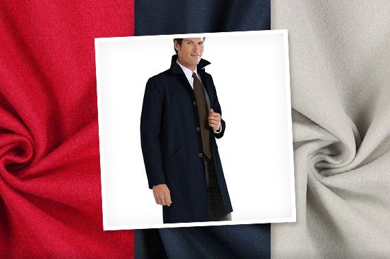 Tissus de manteau
