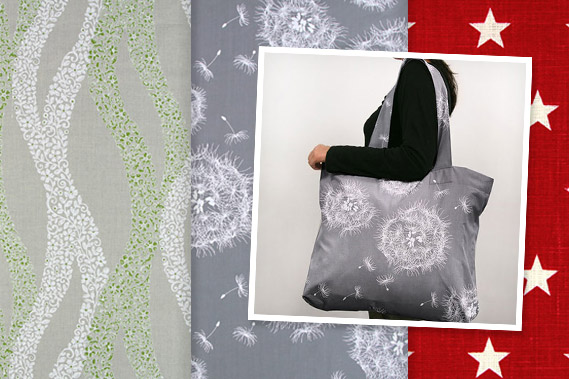 tessuti arredo con lino