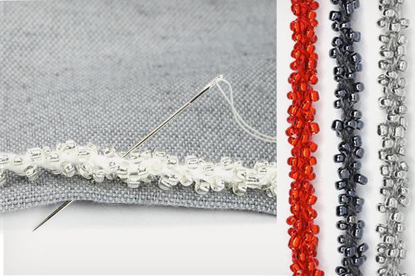Cordons de perles