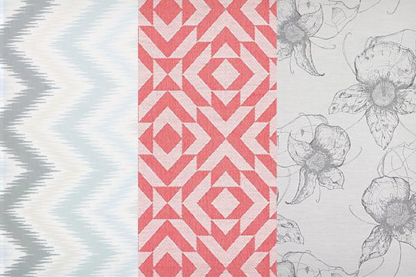 Tecidos de decoração da Esprit