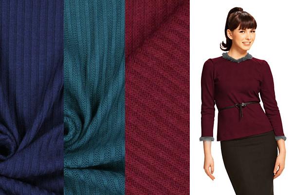 Gebreide tricot