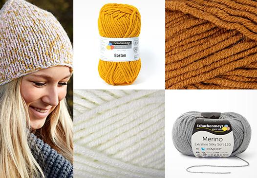 lana per berretti
