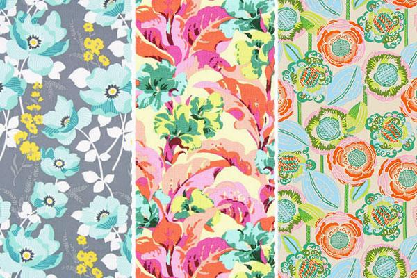 Free Spirit branded fabrics
