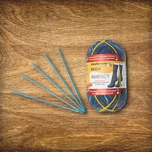 Aujourd'hui dans le Calendrier de l'Avent : 3 x 1 ensemble de laine Schachenmayr