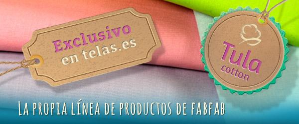 Descubre ahora: Tula Cotton en telas.es