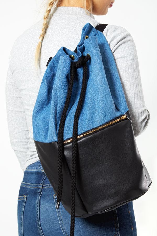 Unsere Mitarbeiter nähen: Matchbag genäht von Madeleine aus dem Marketing