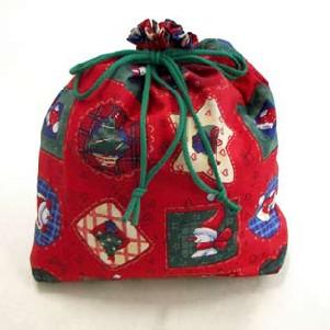 Nähanleitung Geschenkesäckchen