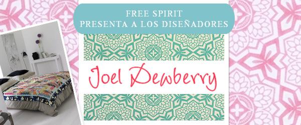 Free Spirit en telas.es: Ha llegado la colección de Joel Dewberry