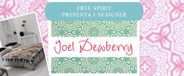 Free Spirit su tessuti.com: è arrivata la collezione di Joel Dewberry