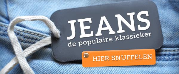 Ruime keuze aan jeansstoffen: tijdloos goed