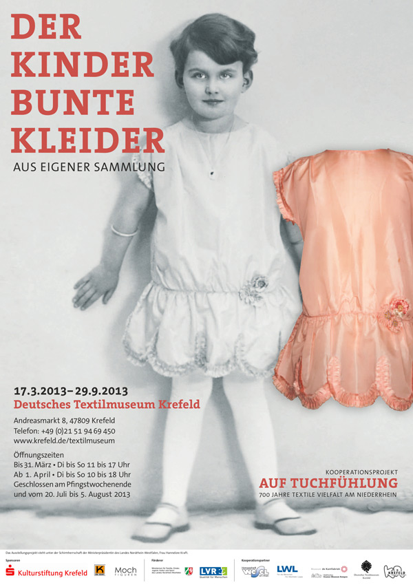 Der Kulturtipp von stoffe.de: Das Textilmuseum in Krefeld