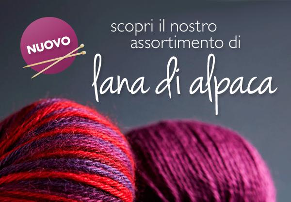 Nuovo marchio di lana: Lana peruviana di Lamana